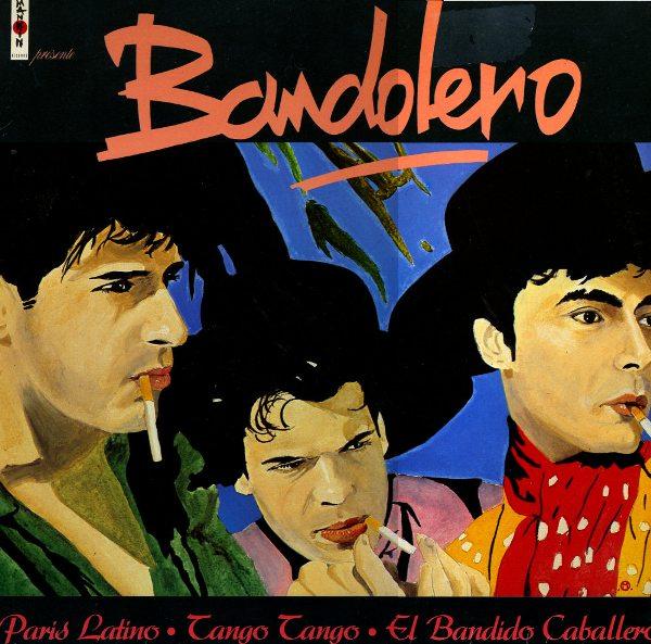 Ecouter le titre Bandolero