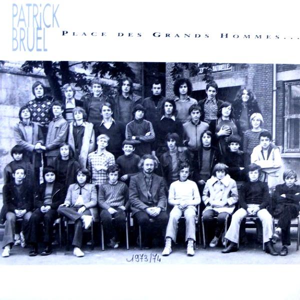 Ecouter le titre Patrick Bruel