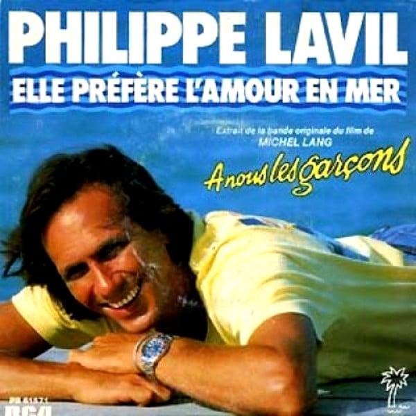 Ecouter le titre Philippe Lavil
