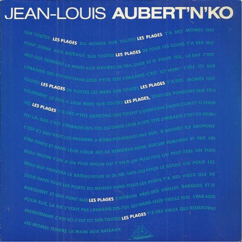Ecouter le titre Jean Louis Aubert